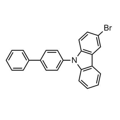 3-Bromo-9-(4-biphenylyl)carbazole(894791-46-9)