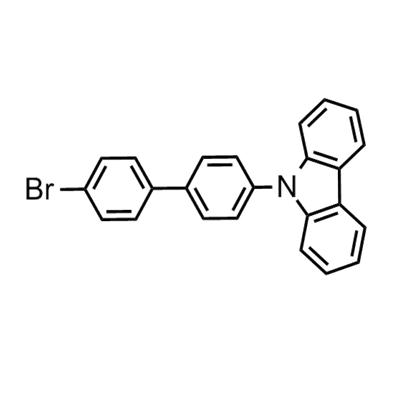 9-(4'-Bromobiphenyl-4-yl)-9H-carbazole