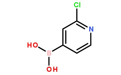 2-Chloropyridine-4-boronic acid(458532-96-2)
