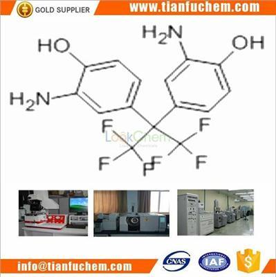 TIANFU-CHEM CAS:83558-87-6 2,2-Bis(3-amino-4-hydroxyphenyl)hexafluoropropane
