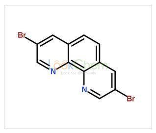 3,8-Dibromo-[1,10]phenanthroline(31301-31-2)