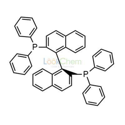 (S)-(-)-2,2'-Bis(diphenylphosphino)-1,1'-binaphthyl(76189-56-5)