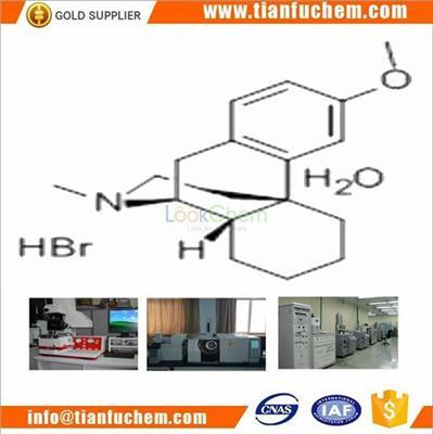 TIANFU-CHEM CAS:6700-34-1 Dextromethorphan hydrobromide monohydrate