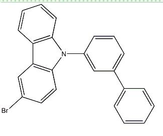 Top supplier 9-([1,1'-biphenyl]-3-yl)-3-bromo-9H-carbazole