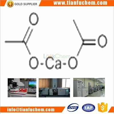 TIANFU-CHEM CAS:62-54-4 Acetic acid calcium salt