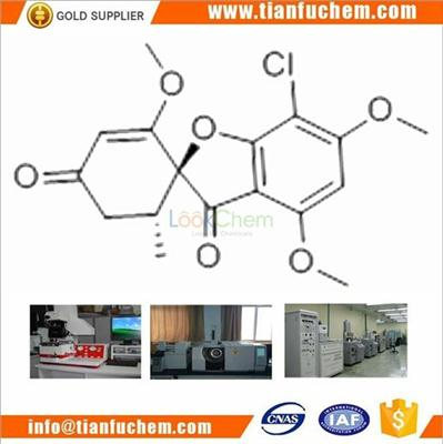 TIANFU-CHEM CAS:126-07-8 (+)-Griseofulvin
