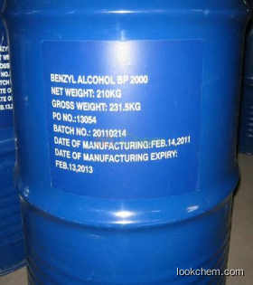 Benzyl Alcohol 99.95% BP2010