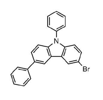 3-Bromo-6,9-diphenylcarbazoleCAS NO.:1160294-85-8(1160294-85-8)