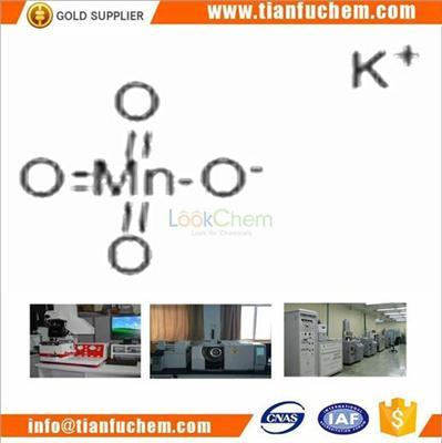 Cas No7722 64 7potassium Permanganate Suppliersmsds Download