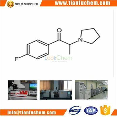 TIANFU-CHEM CAS:28117-76-2 1-(4-fluorophenyl)-2-(pyrrolidin-1-yl) propan-1-one