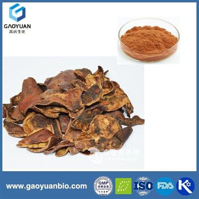 China supplier gaoyuan factory supply natural promegranate peel extract
