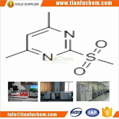 TIANFU-CHEM CAS:35144-22-0 4,6-Dimethyl-2-methylsulfonylpyrimidine