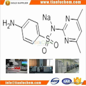 TIANFU-CHEM CAS:1981-58-4 Sulfamethazine sodium salt