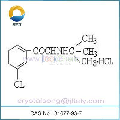 High Purity Bupropion Hydrochloride Low Price