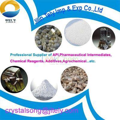 Sodium acetate trihydrate CAS 6131-90-4 stock