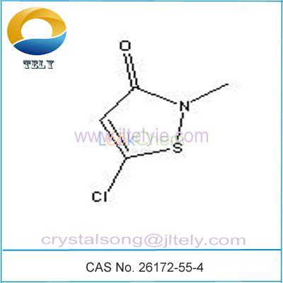 5-Chloro-2-Methyl-4-Isothiazolin-3-One High Purity Reagent in Low Price CAS 26172-55-4