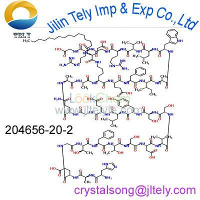 Liraglutide High Purity Reagent in Low Price CAS 204656-20-2