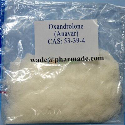 Androgen Anabolic Steroid Oxandrolone Anavar for Strength Gains(53-39-4)