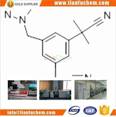 TIANFU-CHEM CAS:120511-73-1 Anastrozole
