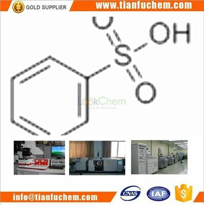 TIANFU-CHEM CAS:98-11-3 Benzenesulfonic acid