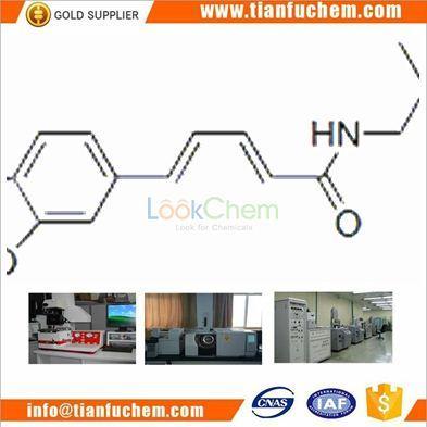 TIANFU-CHEM CAS:5950-12-9 5-benzo[1,3]dioxol-5-yl-N-(2-methylpropyl)penta-2,4-dienamide
