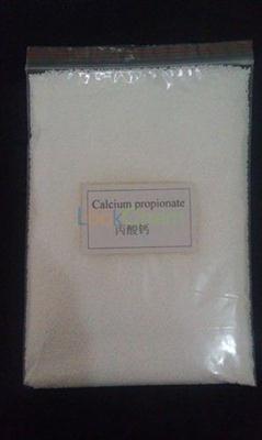 Food Preservative E282 Calcium Propionate FCCIV CAS No. 4075-81-4