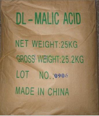 Food Grade Malic Acid,E296