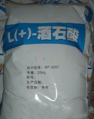 CAS Number:87-69-4 L(+)-TARTARIC ACID (TARTARIC ACID)