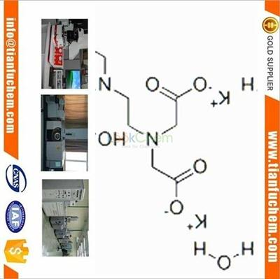 TIANFU-CHEM CAS:25102-12-9 	Ethylenediaminetetraacetic acid dipotassium salt dihydrate