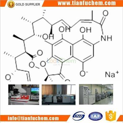 TIANFU-CHEM CAS:14897-39-3 Rifamycin sodium salt
