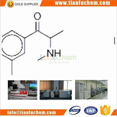 TIANFU-CHEM CAS:1081772-06-6rac-3,4-DiMethyl Methcathinone Hydrochloride