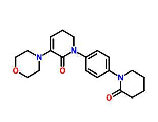3-Morpholino-1-(4-(2-oxopiperidin-1-yl)phenyl)-5,6-dihydropyridin-2(1H)-one
