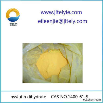 Jilin Tely supply nystatin dihydrate CAS#.1400-61-9