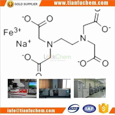TIANFU-CHEM CAS:15708-41-5 EDTA ferric sodium salt