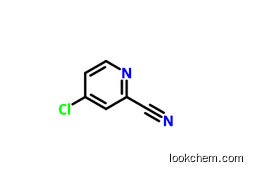 4-chloropyridine-2-carbonitrile/	19235-89-3/99% purity with low price in stock