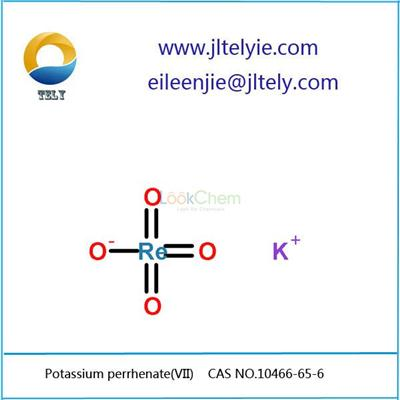 Jilin Tely supply Potassium perrhenate(VII)