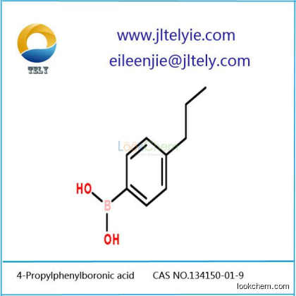 Jilin Tely supply 4-Propylphenylboronic acid