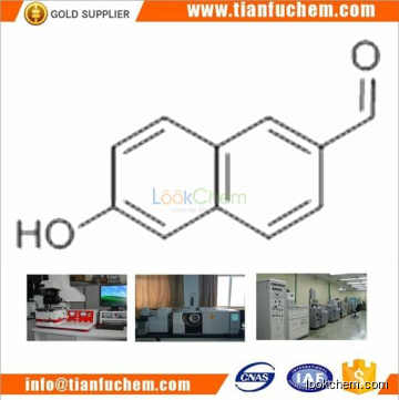 TIANFU-CHEM CAS:78119-82-1 6-Hydroxy-2-naphthaldehyde