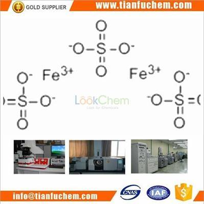 TIANFU-CHEM CAS:10028-22-5 Ferric sulfate