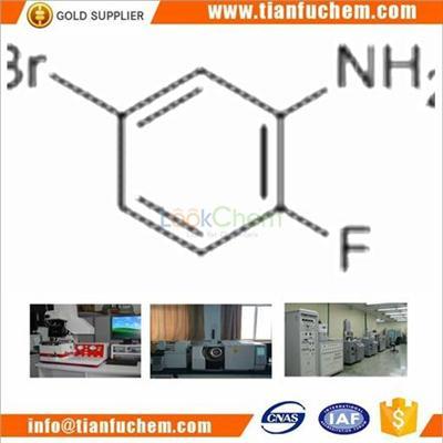 TIANFU-CHEM CAS:2924-09-6 5-BROMO-2-FLUOROANILINE