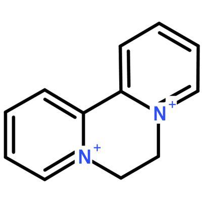 Diquat ion