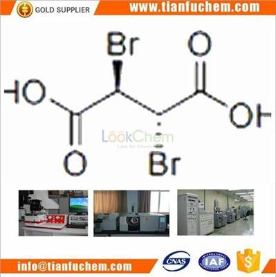 TIANFU-CHEM CAS:608-36-6 meso-2,3-Dibromosuccinic acid