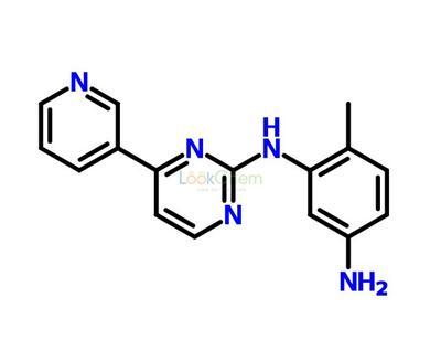 N-(5-Amino-2-methylphenyl)-4-(3-pyridyl)-2-pyrimidineamine