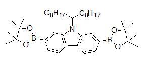 9-(heptadecan-9-yl)-2,7-bis(4,4,5,5-tetramethyl-1,3,2-dioxaborolan-2-yl)-9H-carbazole