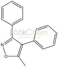 Isoxazole, 5-Methyl-3,4-diphenyl- (Parecoxib sodiuM inteMediate)