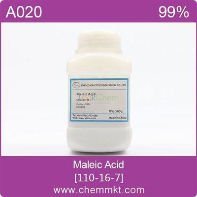 China supply Maleic acid CAS 110-16-7(110-16-7)
