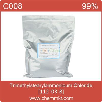 Trimethylstearylammonium chloride/Aliquat 7 CAS 112-03-8