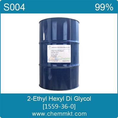 2-Ethyl Hexyl Di Glycol/2-[2-[(2-ethylhexyl)oxy]ethoxy]-ethano CAS 1559-36-0(1559-36-0)