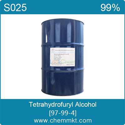 Tetrahydrofurfuryl alcohol/2-Hydroxymethyl-Tetrahydrofuran CAS 97-99-4(97-99-4)