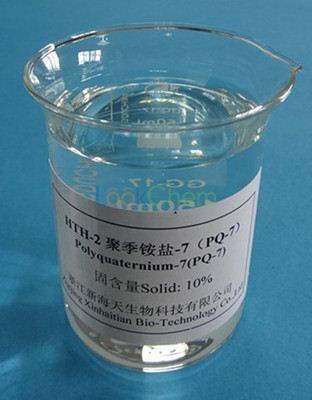 Polyquaternium-7 in Hair Care Chemical Raw Material